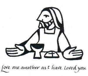 Eucharist Love one Another