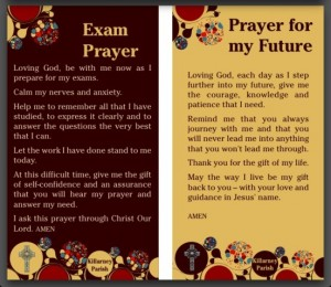 exam prayer
